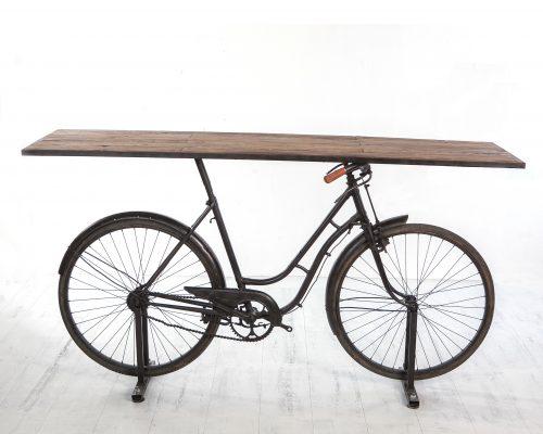 Barra con Pie de Bicicleta